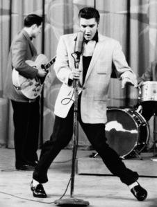 Elvis is still everywhere